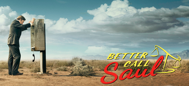 Better Call Saul - Créez le visuel du blu-ray de BETTER CALL SAUL call saul review banner