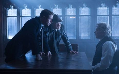 gotham - Gotham 1x20 : Under the Knife