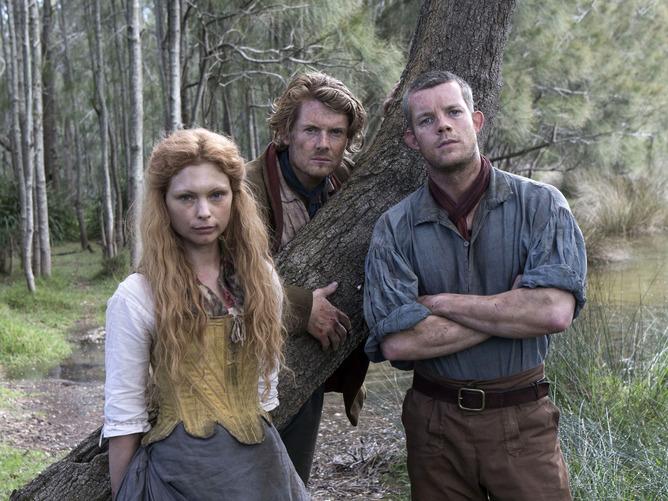 BBC - Banished - Là-bas : l'origine de l'Australie