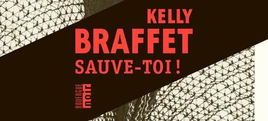 "kelly braffet - ""Sauve-toi"" de Kelly Braffet : polar en Amérique profonde sauve toi kelly braffet couv"