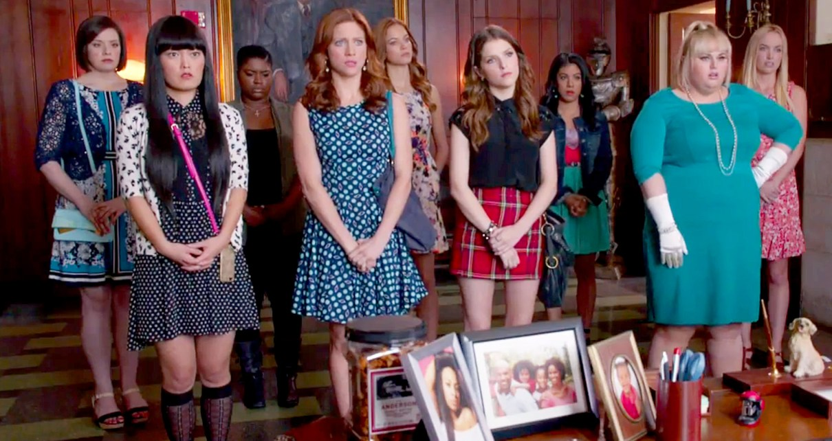 musical - Pitch Perfect 2 - The Pitches Are Back