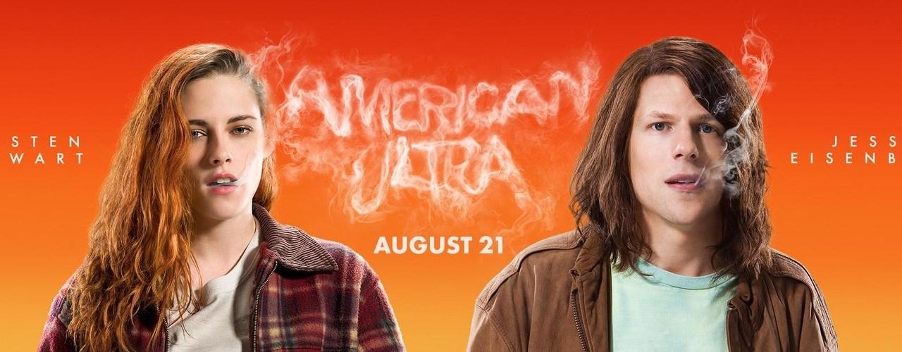 Jesse Eisenberg stoner badass pour Kristen Stewart dans American Ultra