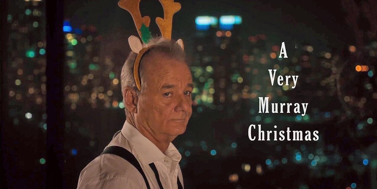 Bill Murray a droit à son special christmas sur Netflix
