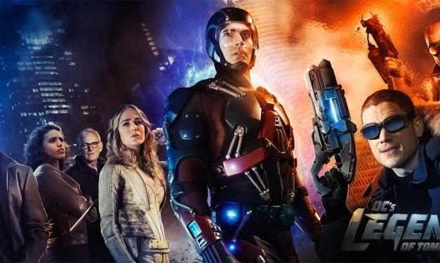 Legends of Tomorrow : les acteurs parlent de la série