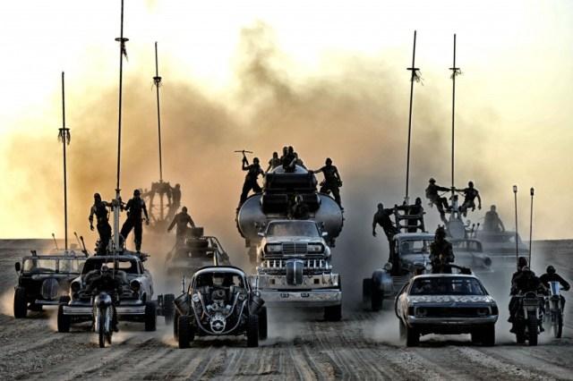 mad max fury road retour