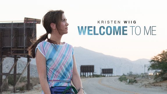 kristen wiig - Welcome To ME - The Me Show normal welcometome poster 001