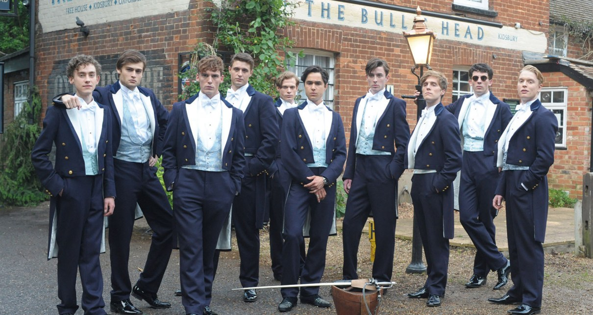 rencontre the riot club