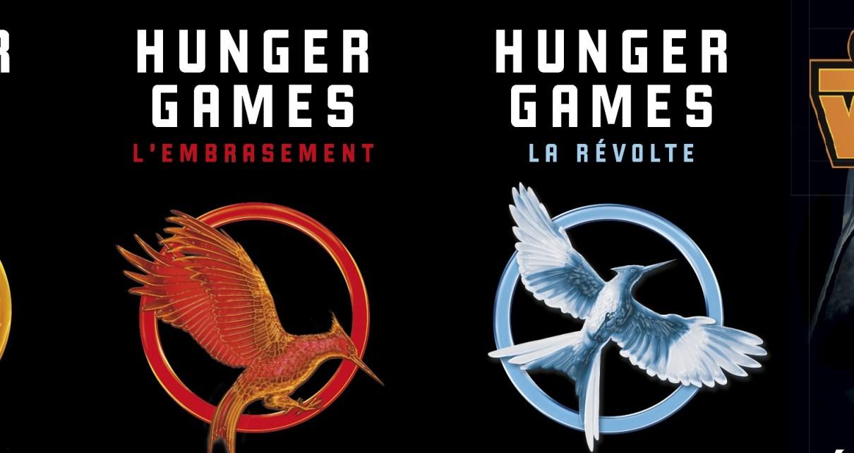 pocket jeunesse - [Concours terminé] Hunger Games et Star Wars : gagnez les livres des films CCR star wars hunger games couv