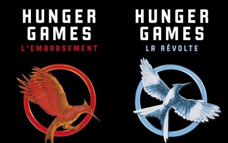 concours - [Concours terminé] Hunger Games et Star Wars : gagnez les livres des films