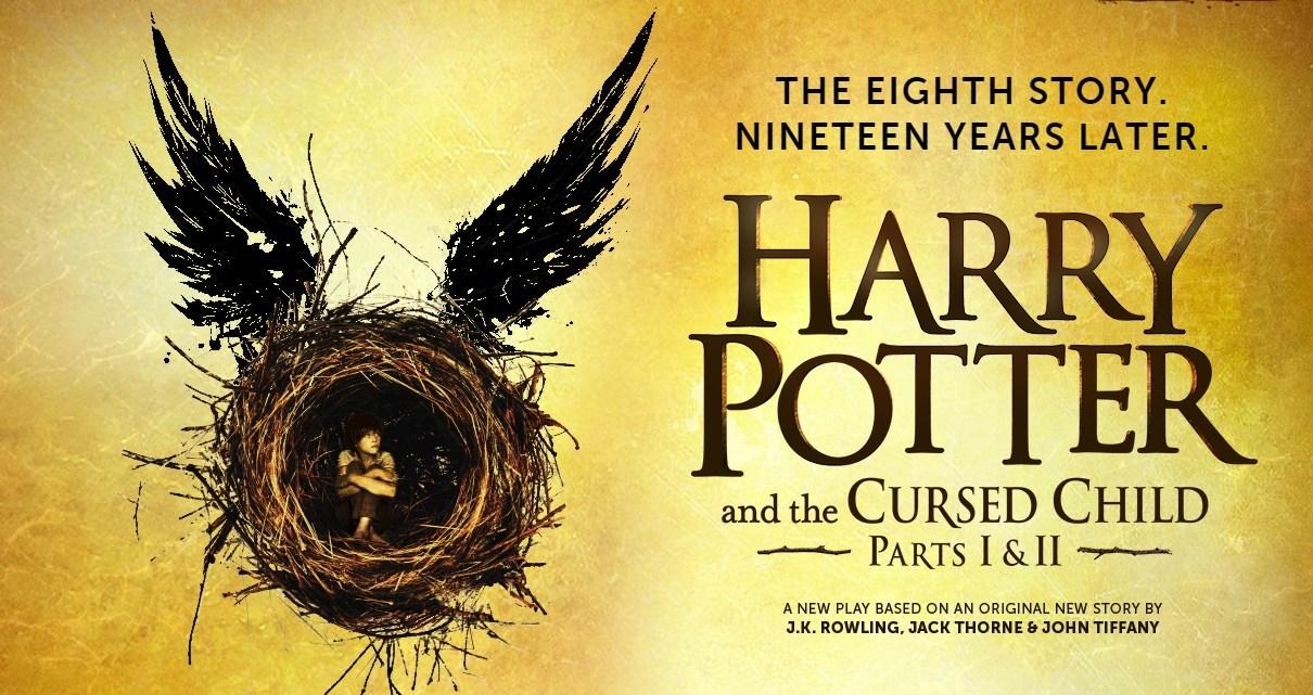 harry potter - Réservez pour Harry Potter and The Cursed Child harrypotter cursed child
