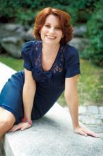 Meg Cabot, auteure de la saga Insatiable