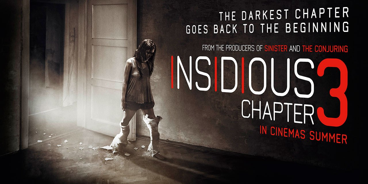 Insidious, Chapitre 3 : Into The Further, We Go