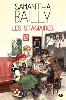 """La chouette couv' des """"Stagiaires"""" en grand format"""
