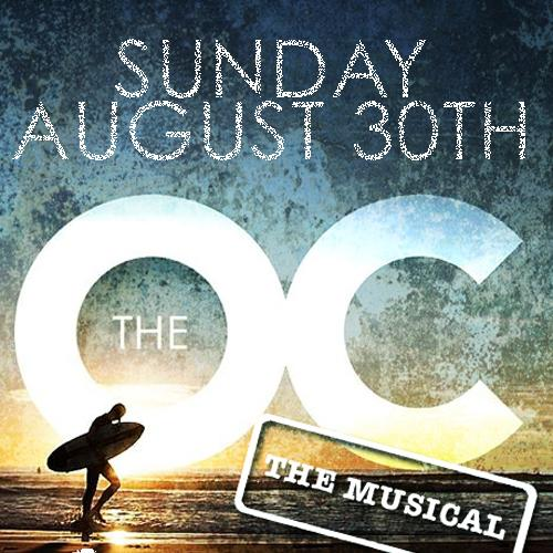 THE OC : the musical !