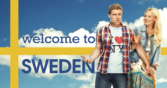 welcome to sweden - 6 bonnes raisons de regarder Welcome to Sweden welcometosweden