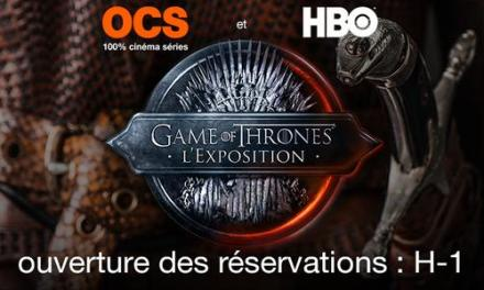 Exposition Game Of Thrones : comment y aller ?