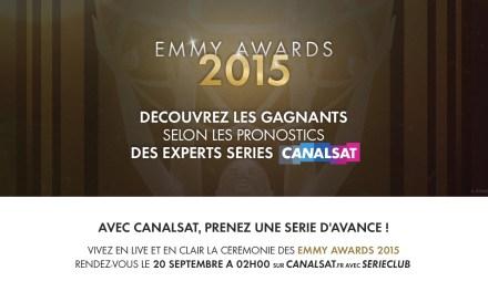Emmy Awards, découvrez les pronostics des blogueurs