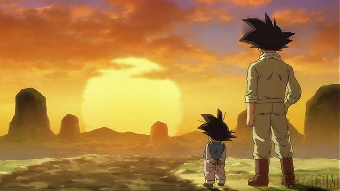 dragon ball - Dragon Ball Super - ép. 1&2 : les Super Saiyan font leur come-back dragon ball super s couv