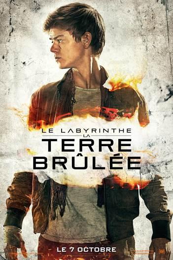 le labyrinthe - LE LABYRINTHE 2 - LA TERRE BRULEE : seconde bande-annonce image007