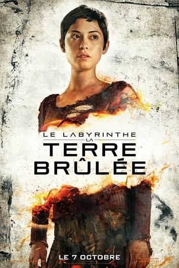 le labyrinthe - LE LABYRINTHE 2 - LA TERRE BRULEE : seconde bande-annonce