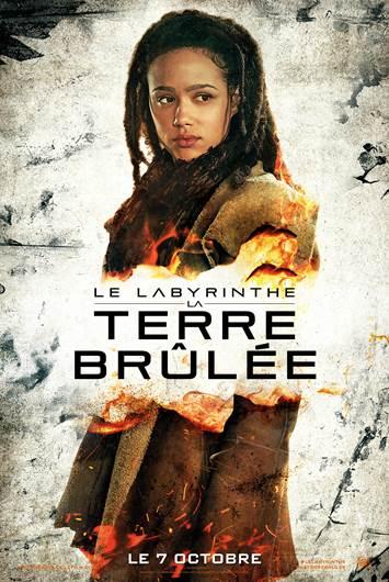 le labyrinthe - LE LABYRINTHE 2 - LA TERRE BRULEE : seconde bande-annonce image010