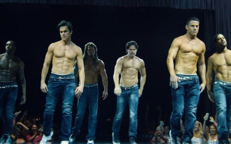 channing tatum - Magic Mike XXL - Chaud devant magic mike