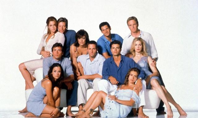 Melrose Place TV series (1992) starring Alyssa Milano as Jennifer Mancini [dvdbash.wordpress.com]