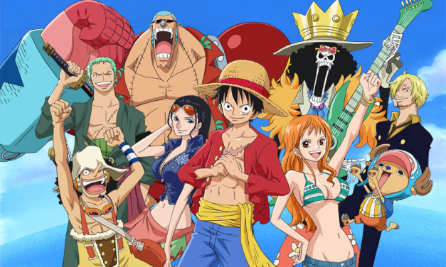 One Piece T1 : La malédiction de l'épée sacrée