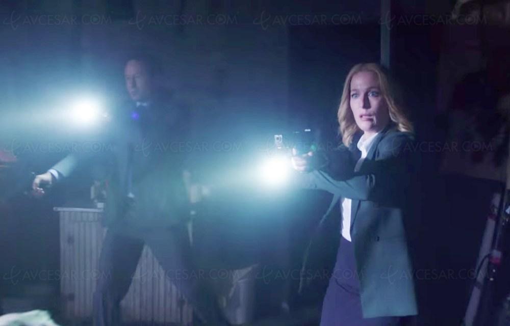 X-Files sur M6 en 2016