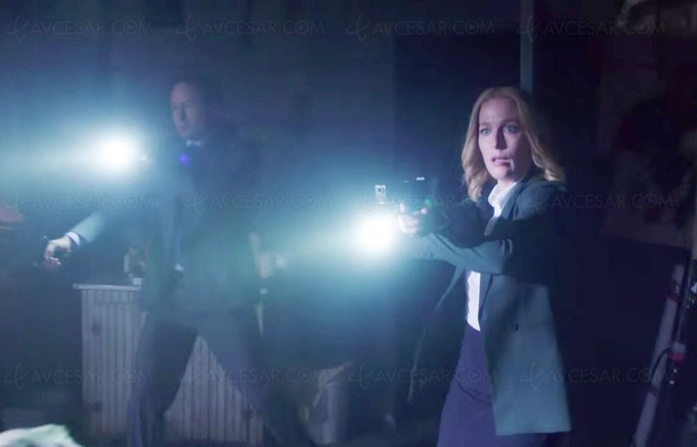 x-files - X-Files sur M6 en 2016