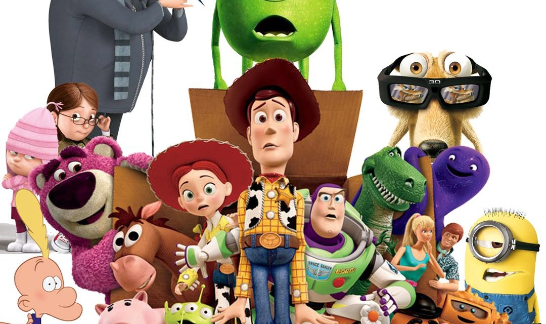 Le Top films d'animation de SmallThings.fr