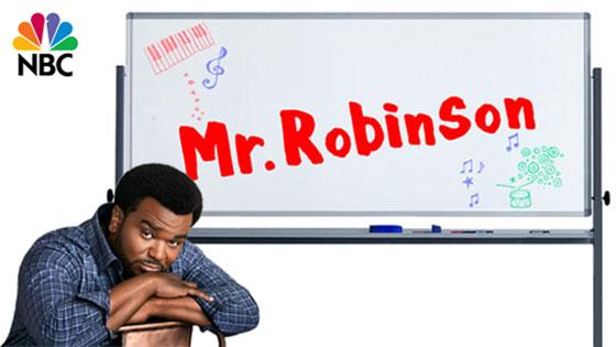 nbc - Mr Robinson, 3 petits tours et puis s'en vont