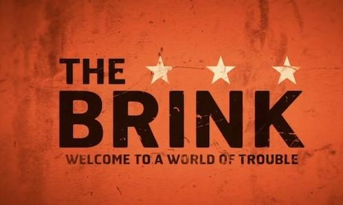 The Brink : Y a-t-il un politique pour sauver l'humanité ?