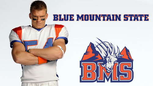 BLUE MOUNTAIN STATE Gallery '09