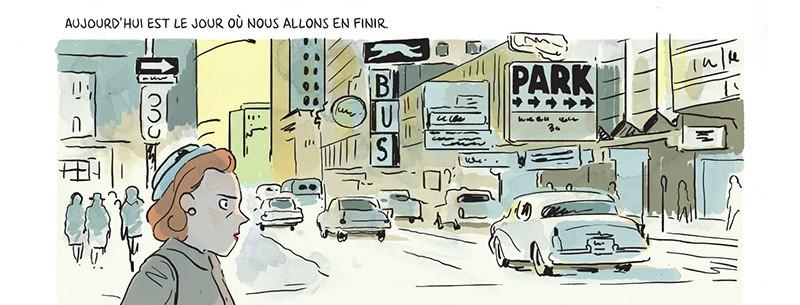 Fabrice Colin - Chicagoland, l'adaptation BD des nouvelles d'Ellory Chicagoland couv