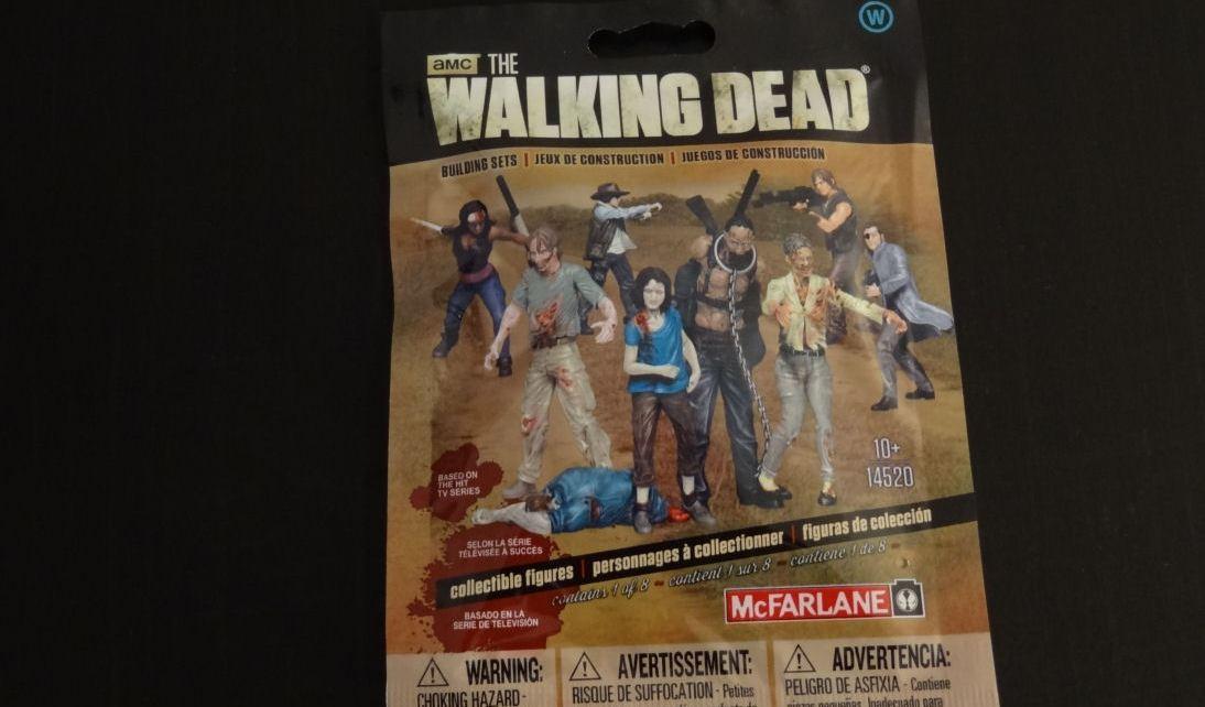 - CONCOURS : Gagnez une mini-figurine surprise de THE WALKING DEAD