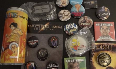 CONCOURS TERMINE : gagnez un lot de goodies Blue Bloods, One Piece, Simpsons, Dexter, Pacific Rim…