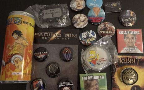 MillionThings - CONCOURS TERMINE : gagnez un lot de goodies Blue Bloods, One Piece, Simpsons, Dexter, Pacific Rim... DSC09763