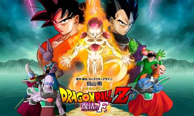 Dragon Ball Z – La Résurrection de 'F' : Le Retour de la Légende
