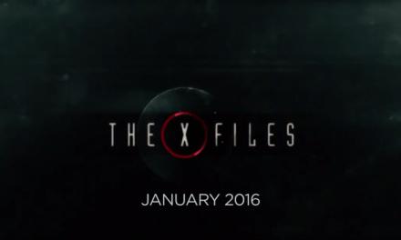 Nouvelle bande-annonce pour X-Files version 2016 !