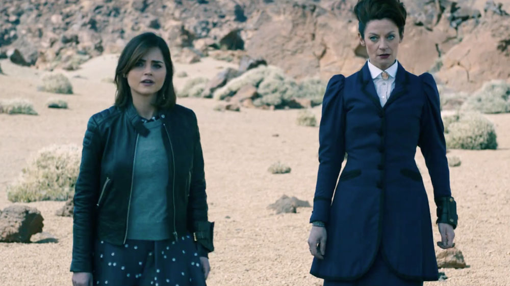 Doctor Who, saison 9 : it is time (sans spoiler)