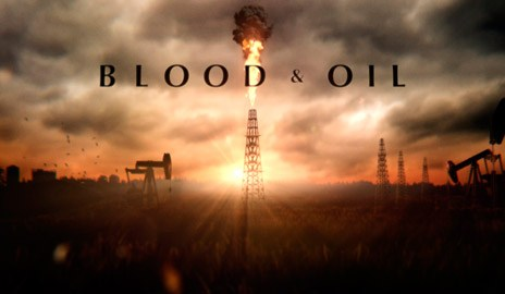 ABC - Blood and Oil : Epic Fail ! Blood and Oil poster ABC season 1 2015