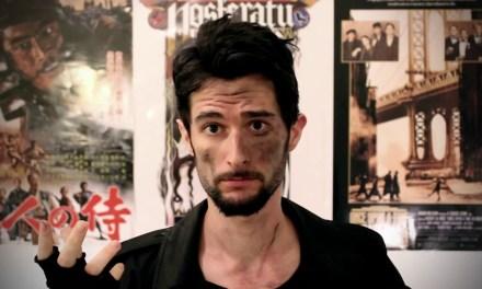 Interview du Fossoyeur de Films à Paris Manga