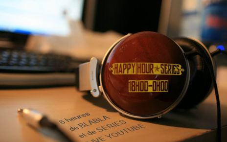 happy hour séries - Revivez l'Happy Hour Séries, 6h de direct sur les séries HHS5