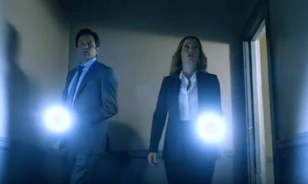 X-Files en blu-ray pour décembre ?