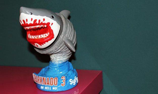 TERMINE – CONCOURS : gagnez un wobblehead SHARKNADO 3