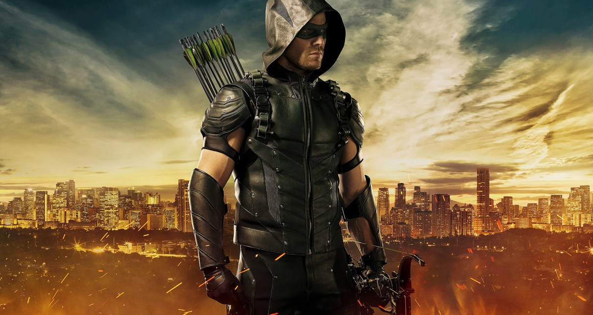 arrow - Arrow saison 4 : Un season premiere très mitigé arrow 55dc05bbd7c55