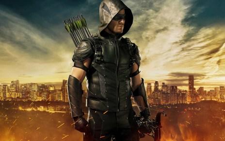 arrow - Arrow saison 4: Un season premiere très mitigé arrow 55dc05bbd7c55