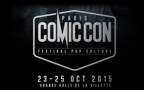 comic-con paris - La Comic Con Paris ? - Je suis venue, j'ai vu, j'ai perdu [Photos] logo Comic Con Paris 2015