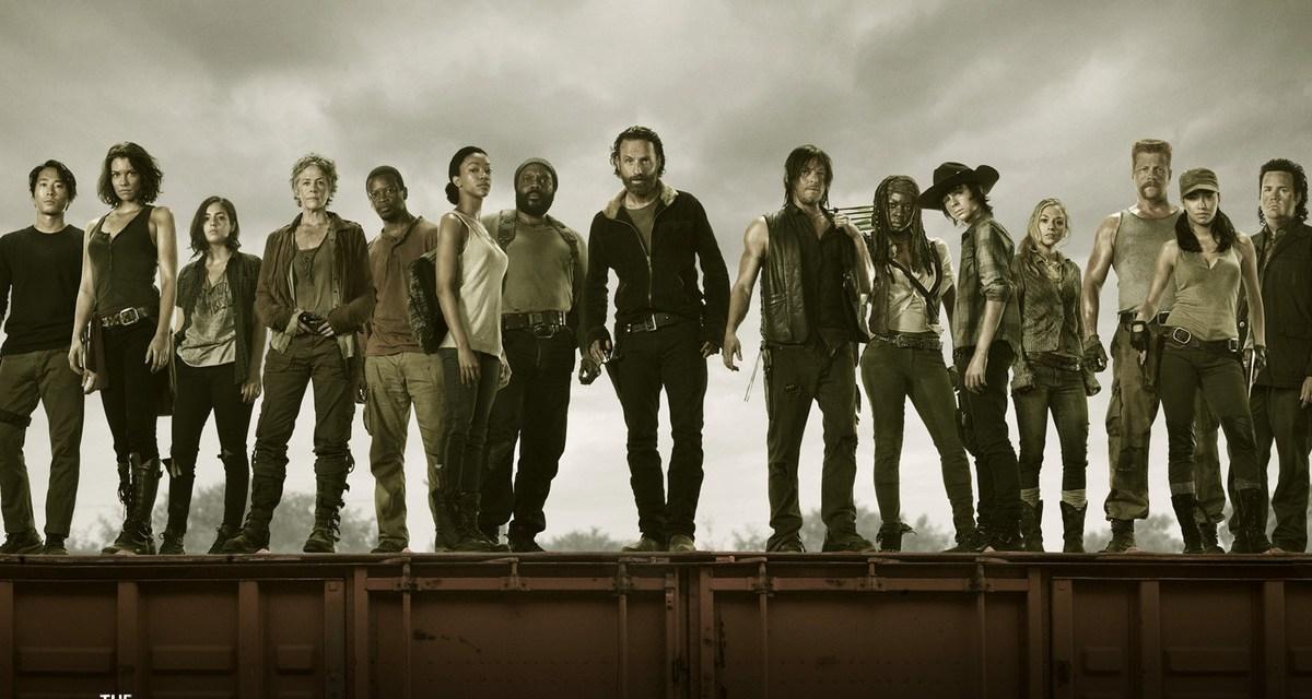 [Poisson d'Avril] The Walking Dead : la saison 8 repoussée